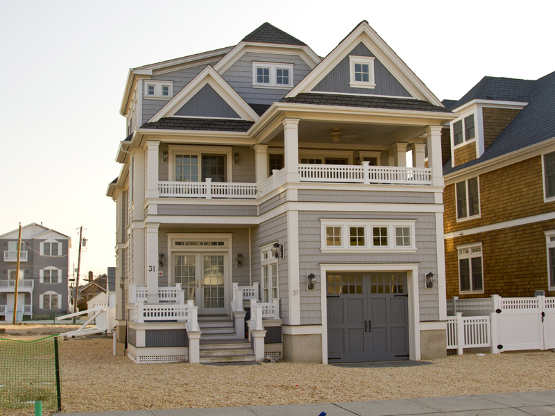 Ocean Block Custom Home