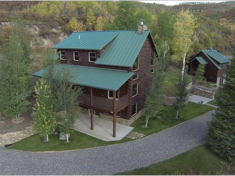 24588 County Road 8, Meeker, CO 81641