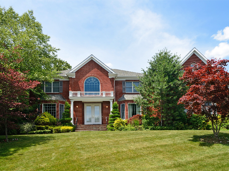 Beautifully finished brick home
