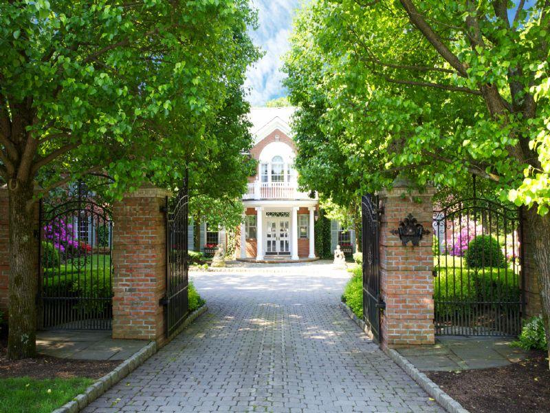 雄伟壮观的法国庄园, majestic french manor