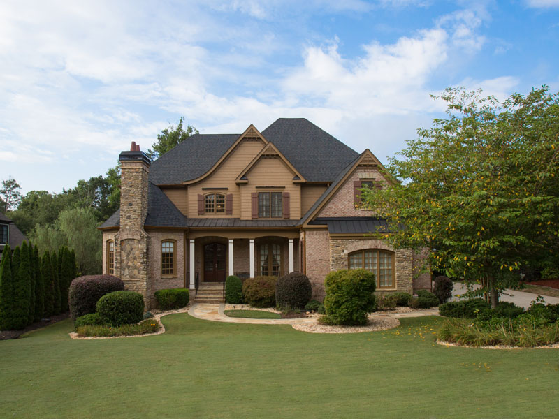 Exceptional Country Manor Home