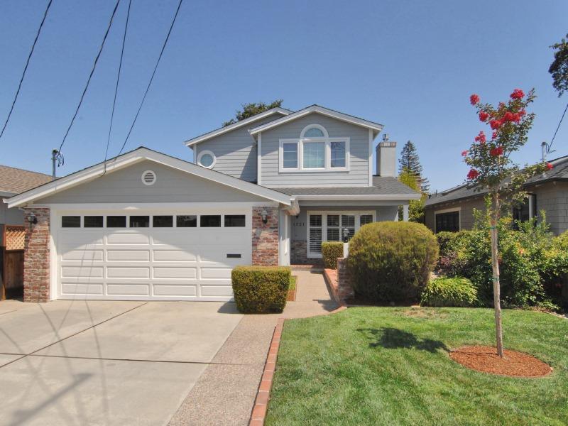 1721 Cedar St, San Carlos, CA 94070