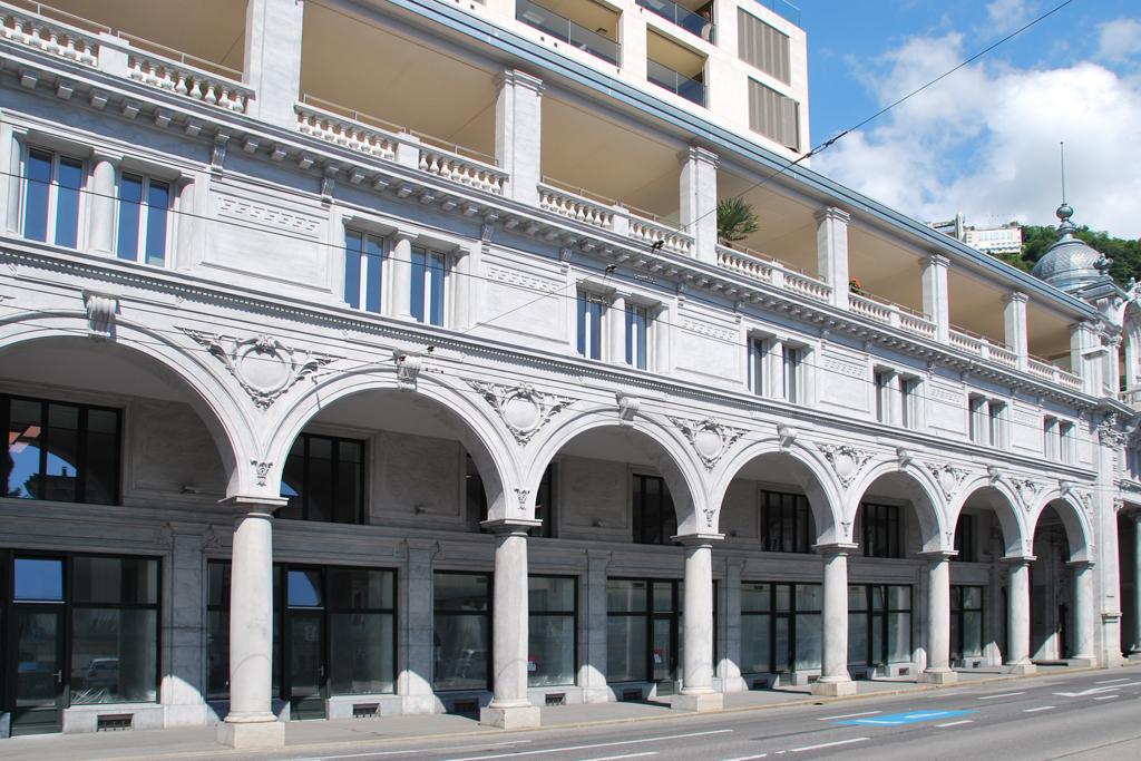 Les Arcades du National de Montreux