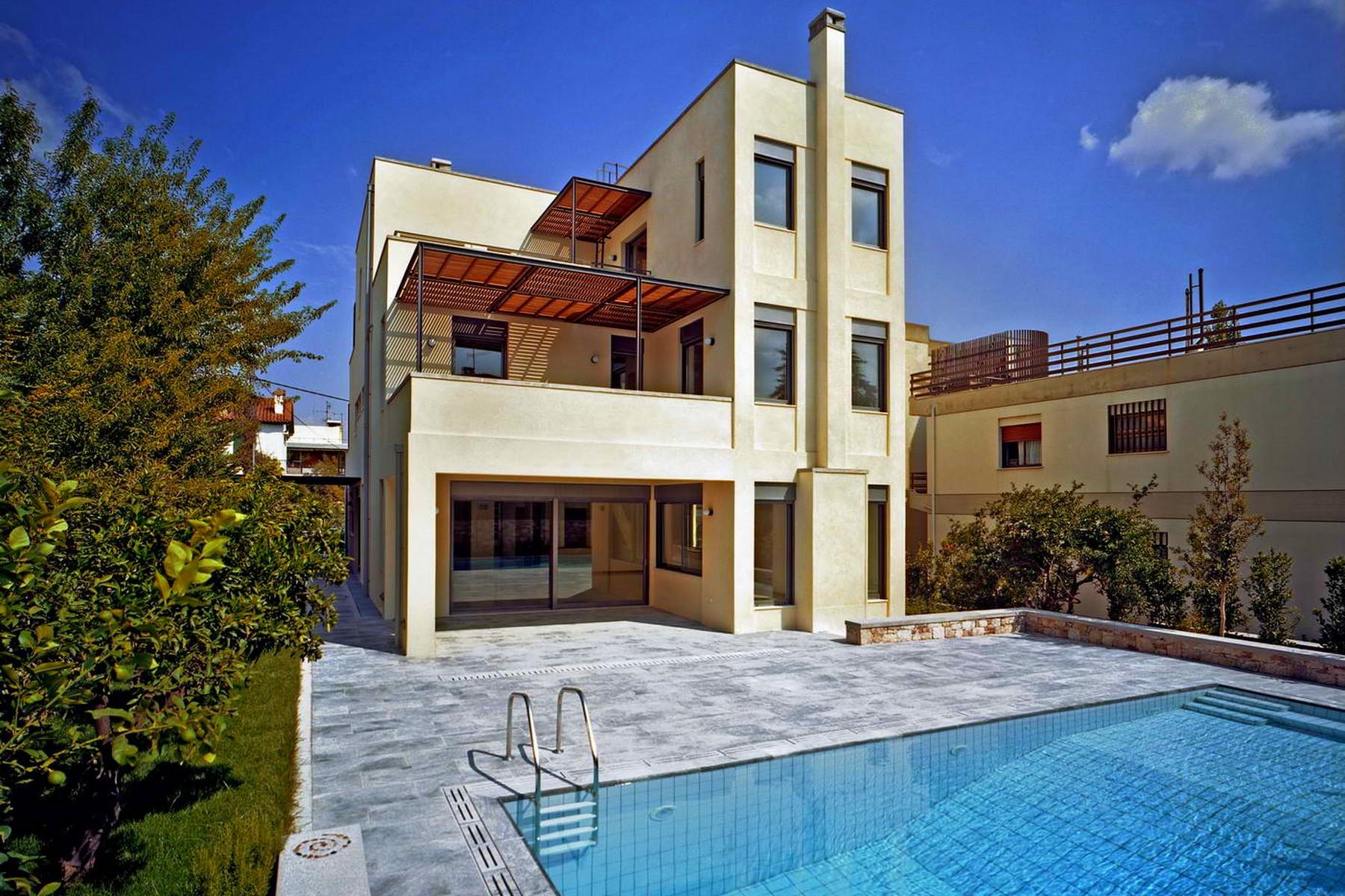 Minimal Villa in Filothei