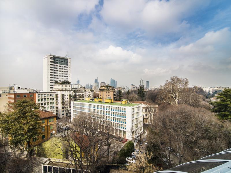 Penthouse in prestigious new construction building