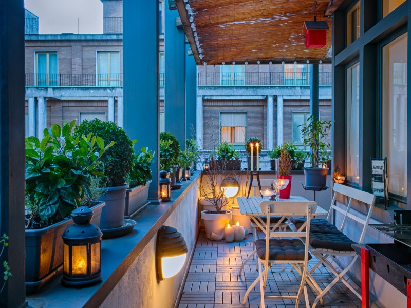 Urban sophistication in the heart of Milan
