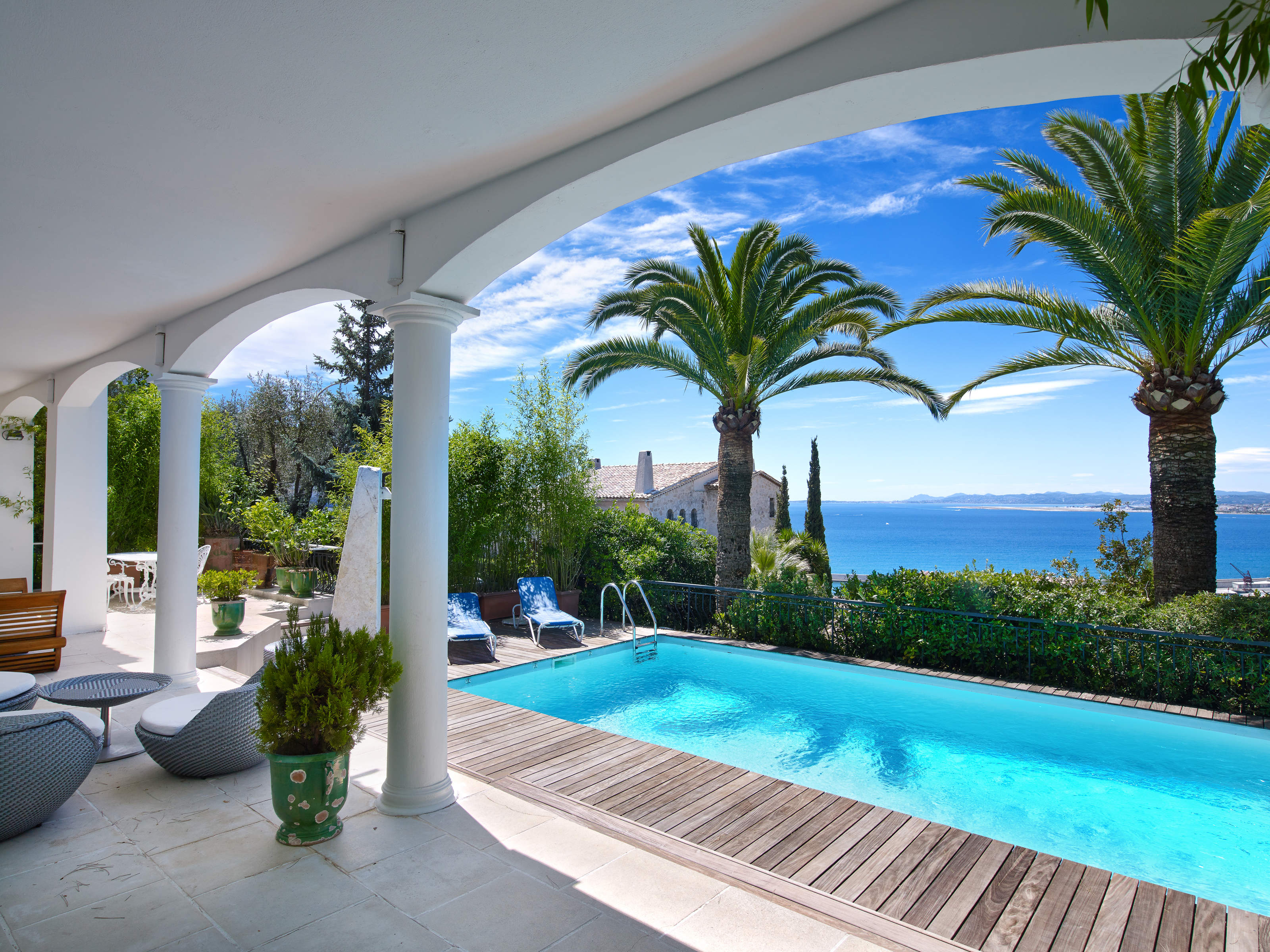 Villa Panoramic sea views