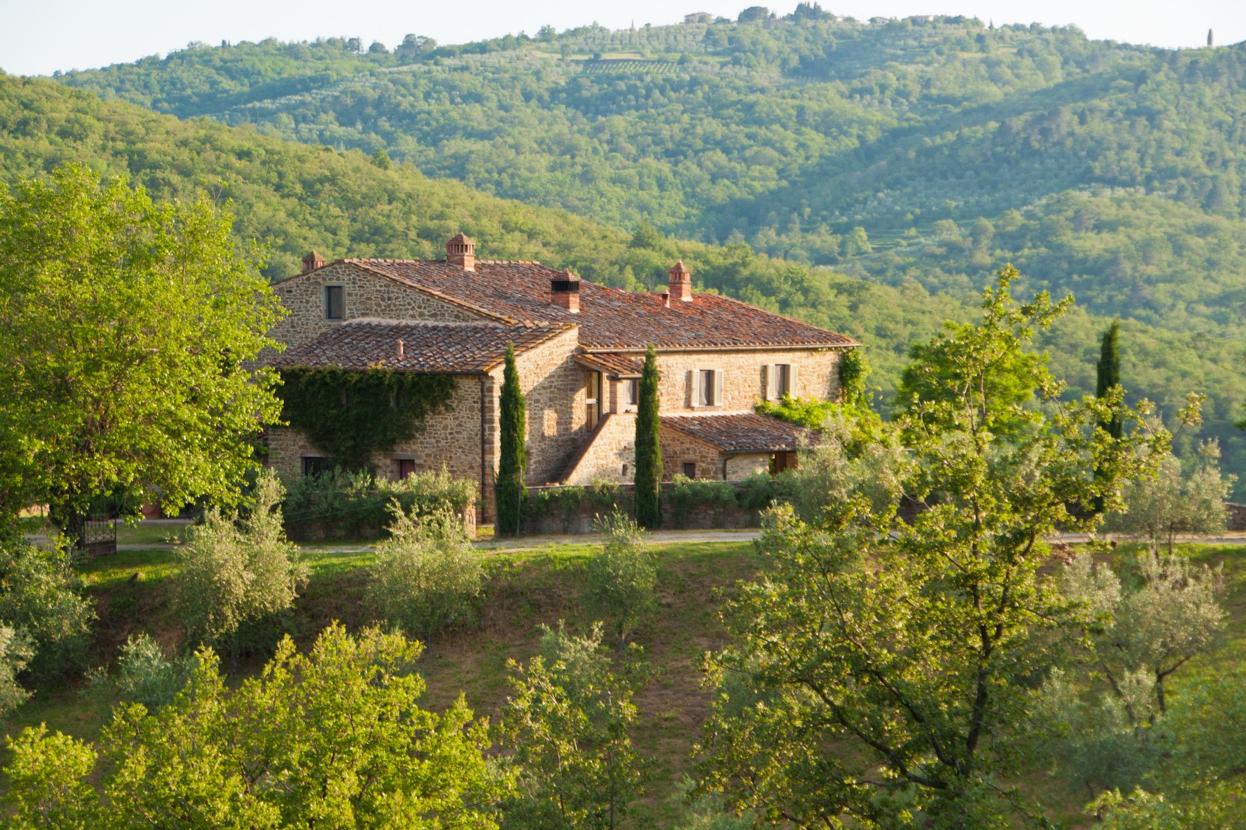Country house in Chianti Aretino