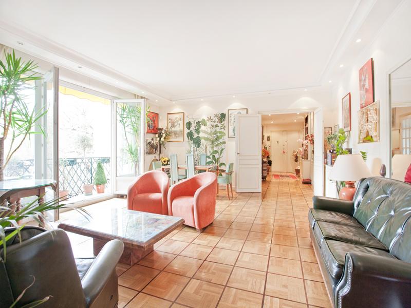 Apartment - Muette/Pompe