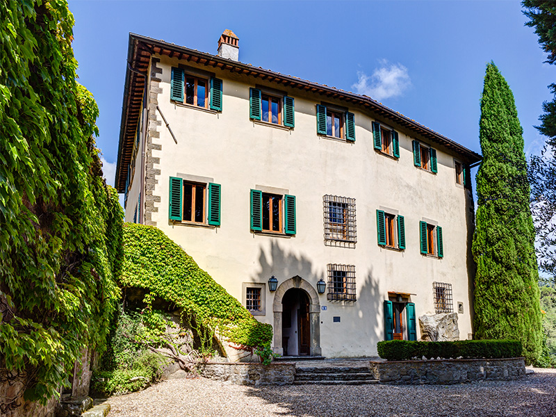 Amazing property in Chianti