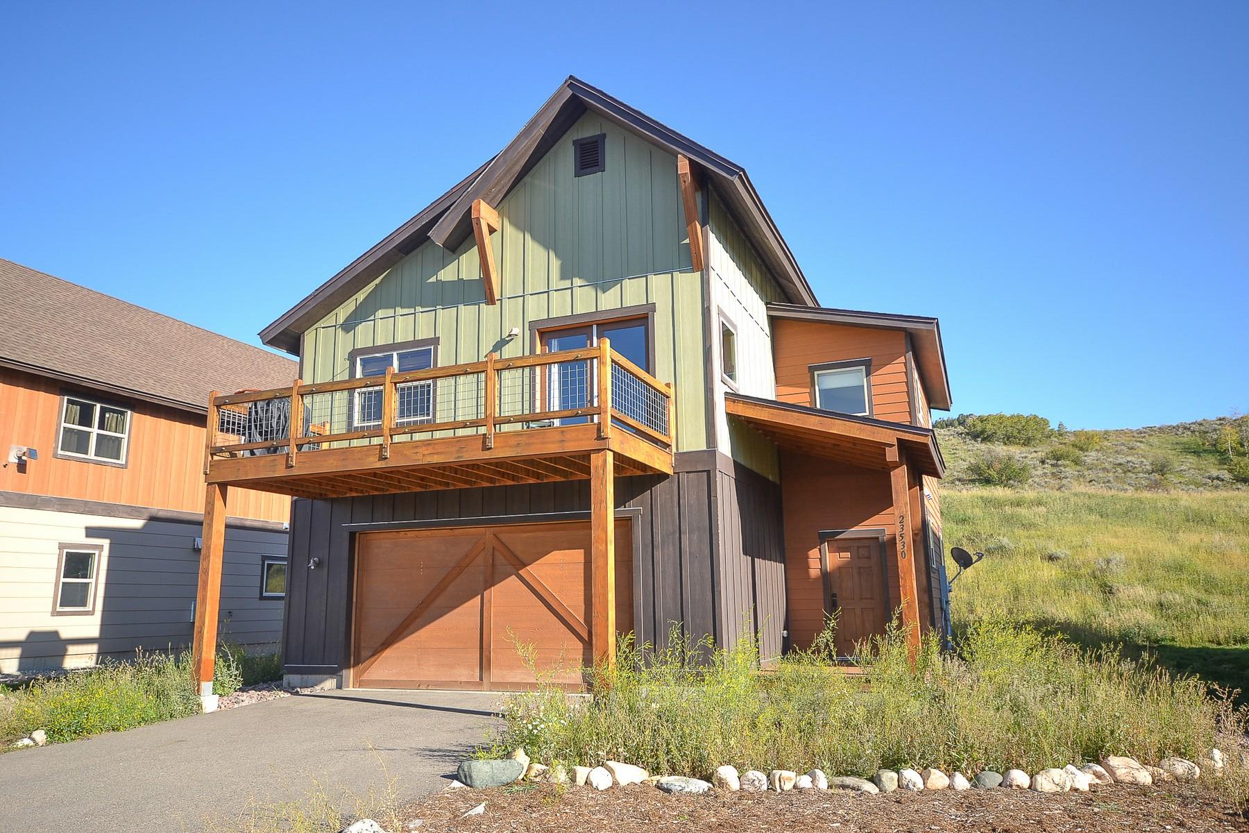 23530 Sagebrush Cir, Oak Creek, CO 80467