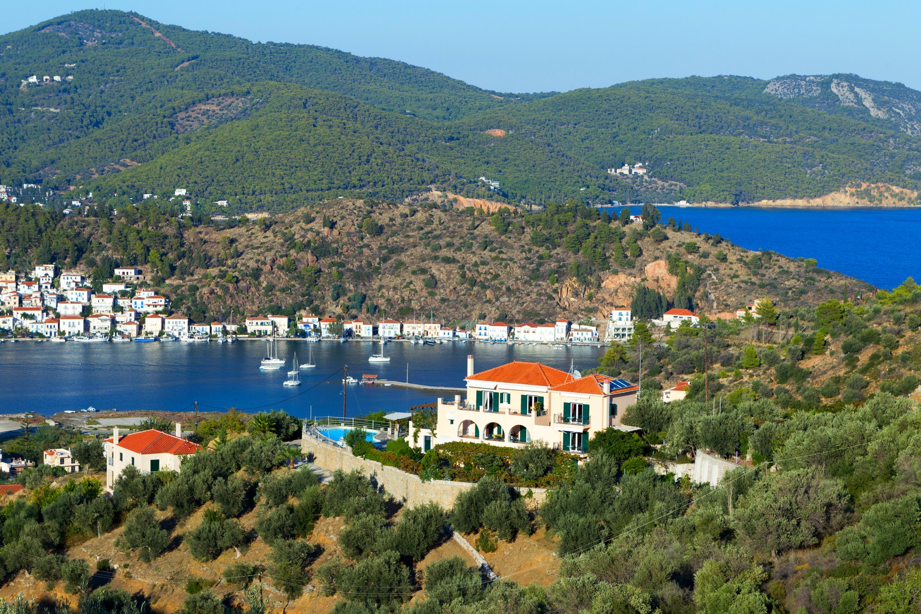 Galatas Sea View Apartments