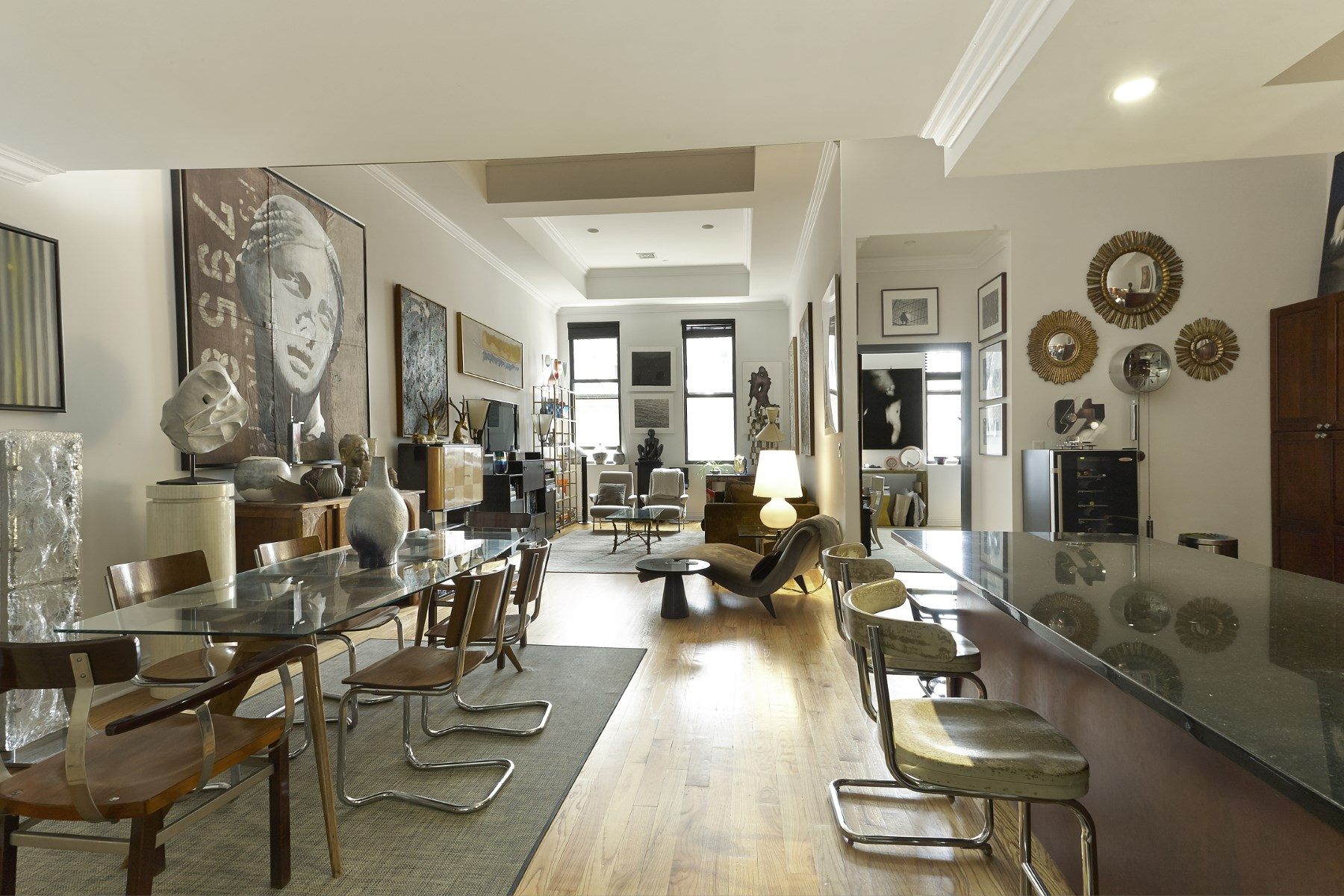 United states new york tribeca loft condo 25 murray for Tribeca property for sale