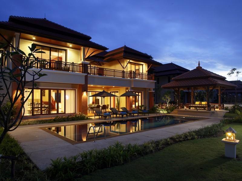 泰国 – 两层独栋别墅, two storey detached villa在