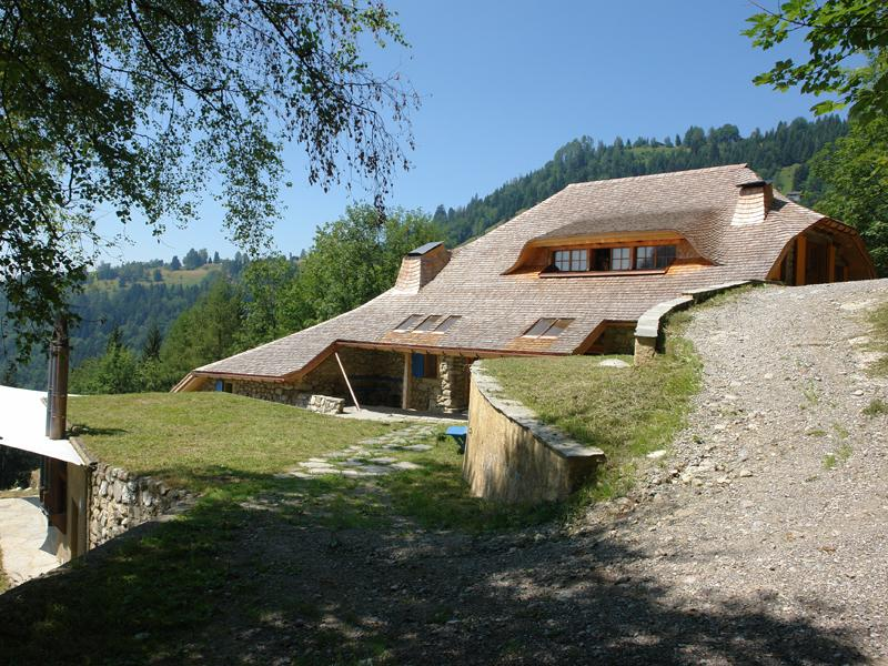 Wonderful chalets with lake view