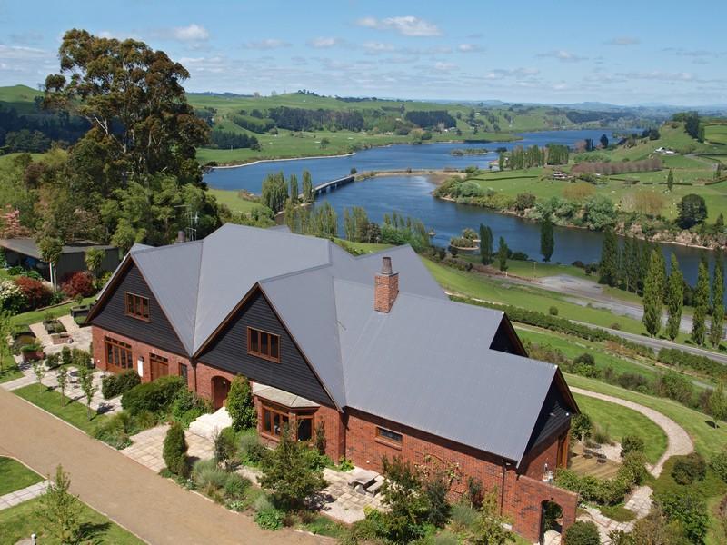 Karapiro New Zealand  City pictures : New Zealand Waikato – Lake Karapiro Lodge, Cambridge, New Zealand ...