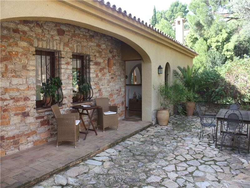 Spain Mediterranean Style House In Begur Only 10 Min Fro
