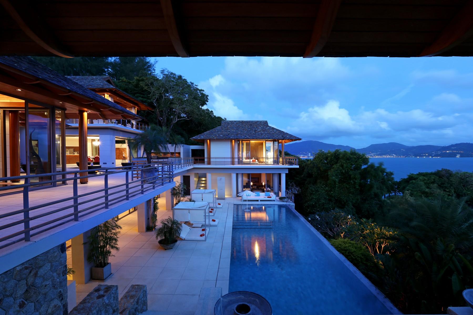 出色时尚的海景别墅, outstandingly stylish ocean view villa