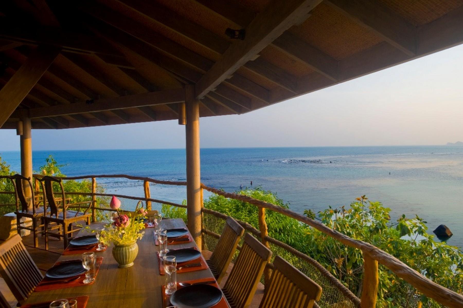 泰国 – 私人海滨村,苏梅岛, private beachfront