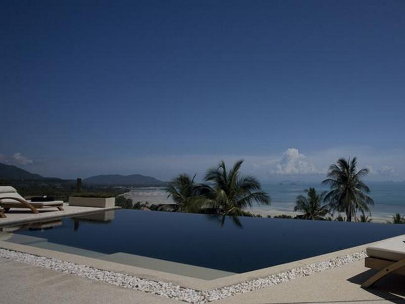 4 Bed Sea View Villa, Samui