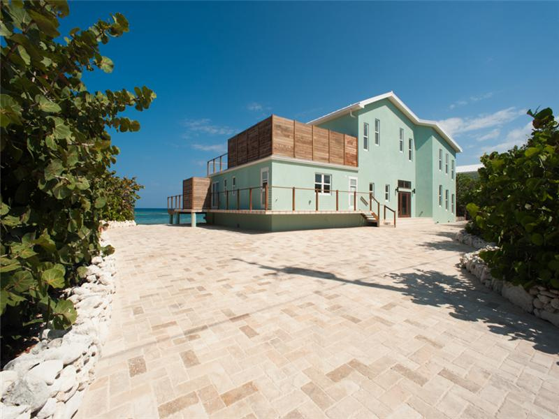 Cayman islands caribbean house little cayman real for Luxury caribbean homes for sale
