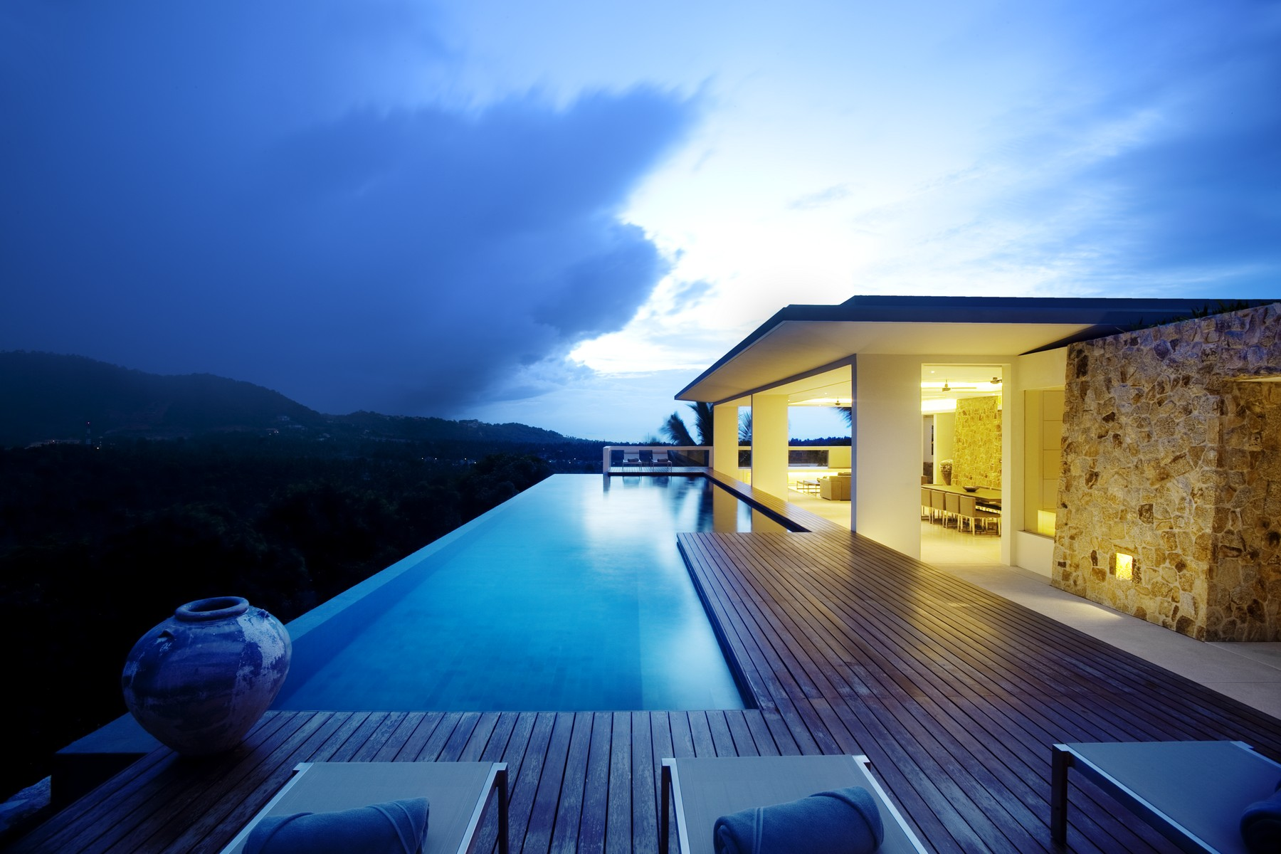 5 Bed Exclusive Ocean View Villa, Samui