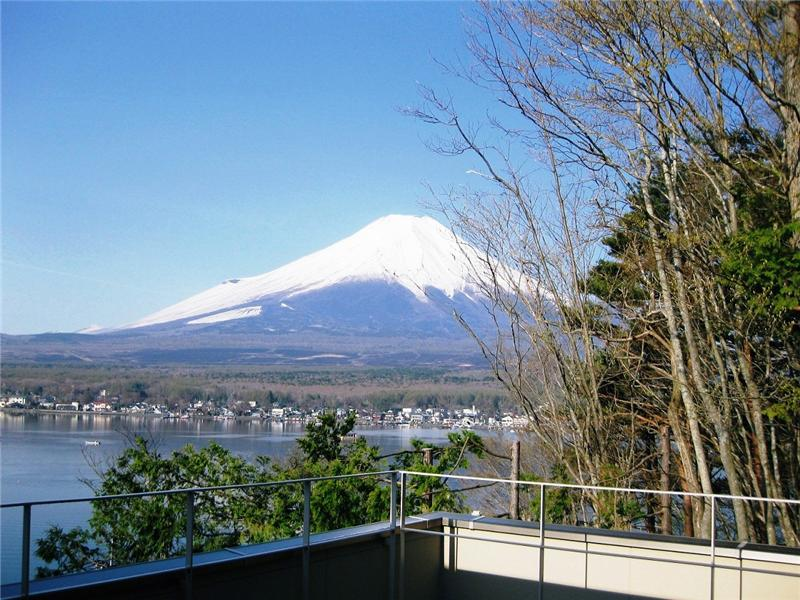 Yamanakako Lake Retreat