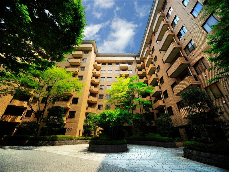 Hiroo Garden Hills, South Hill D