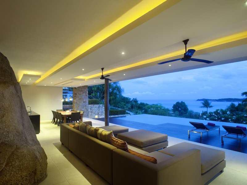 Contemporary Sea View Villa