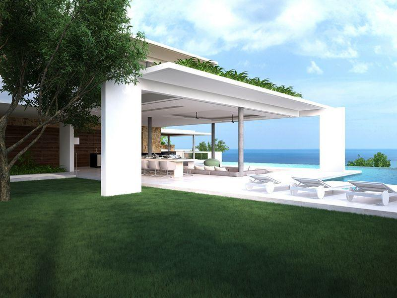 Incredible Sea View 6 Bed Villa