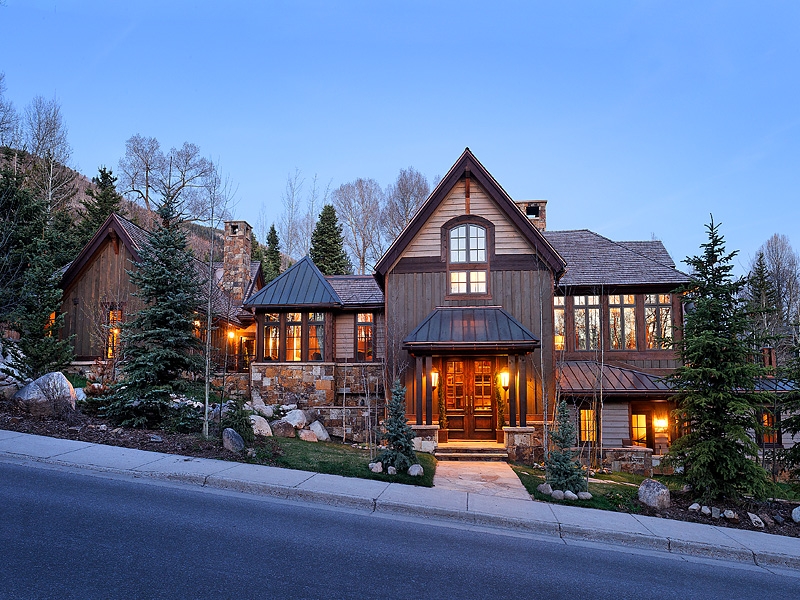 united states colorado downtown aspen luxury for sale
