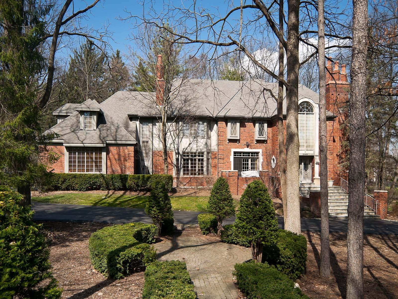 United States Michigan Franklin Village For Sale On