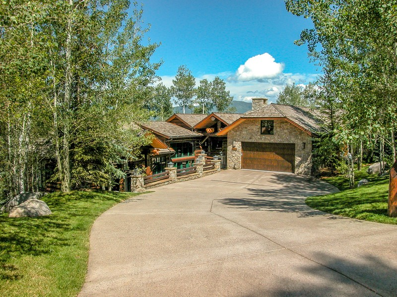 Two Creeks Estate in Snowmass Village
