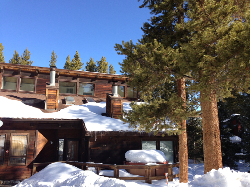 115 Red Feather Rd, Breckenridge, CO 80424