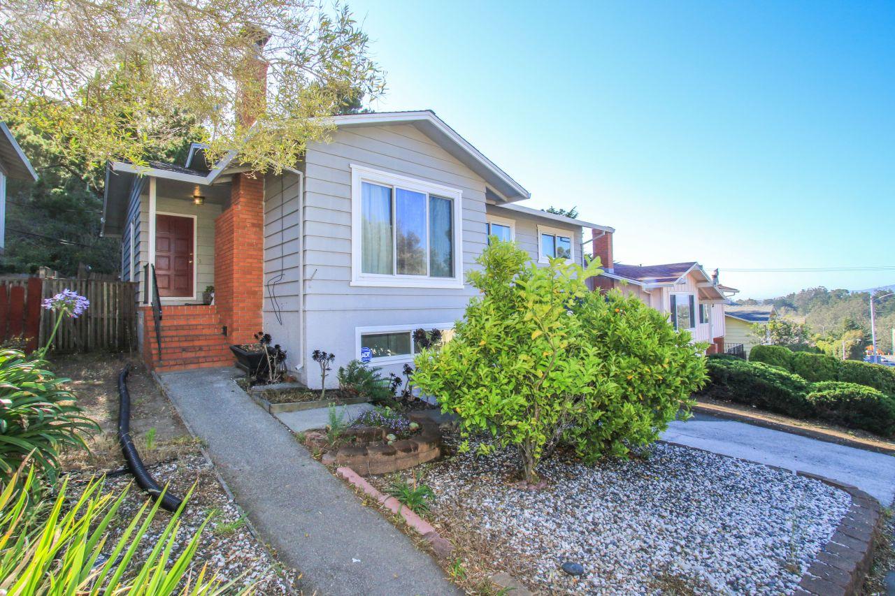 1861 Monterey Dr, San Bruno, CA 94066