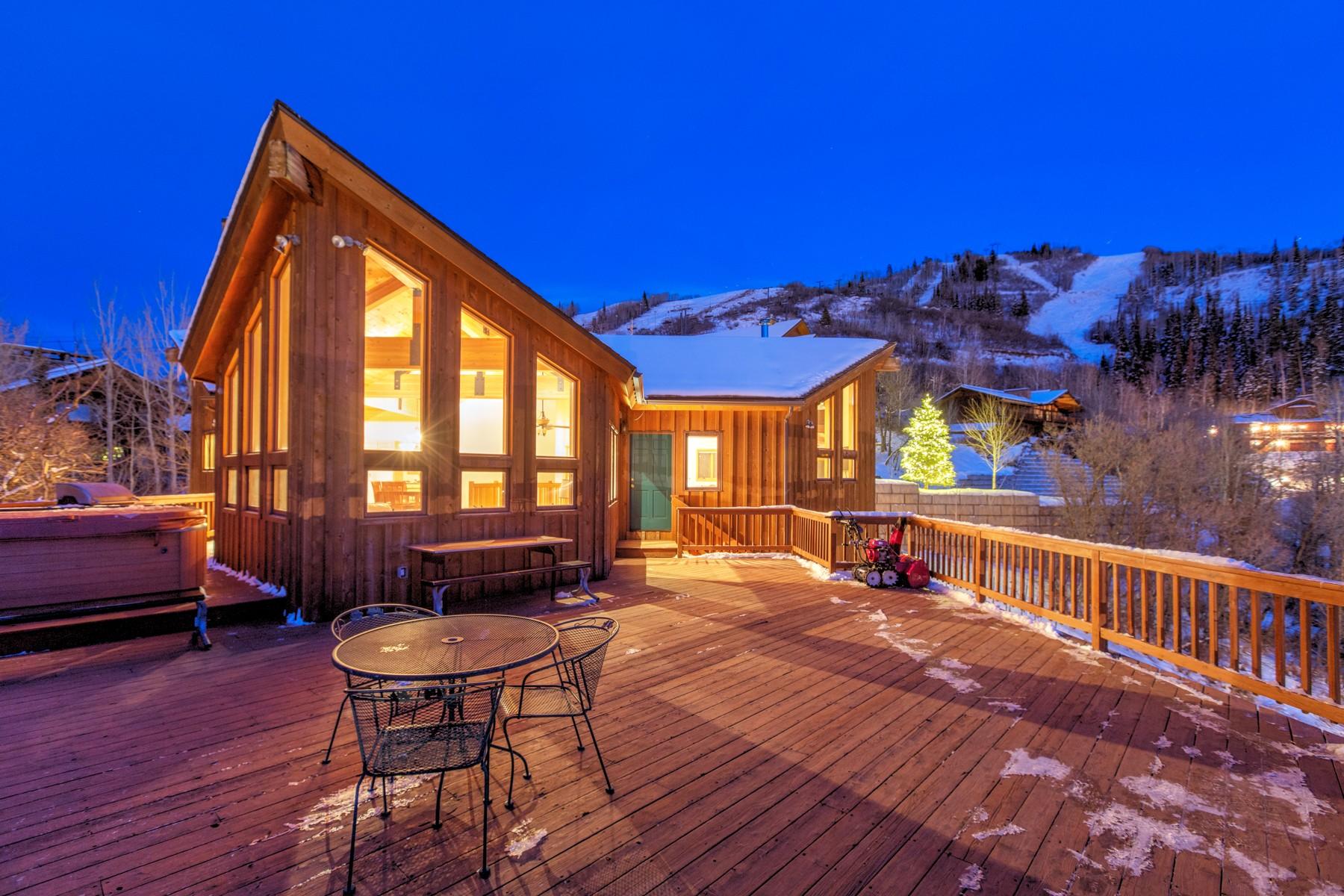 2462 Ski Trail Ln, Steamboat Springs, CO 80487