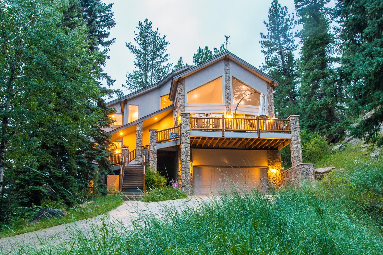 12562 S Elk Creek Rd, Pine, CO 80470