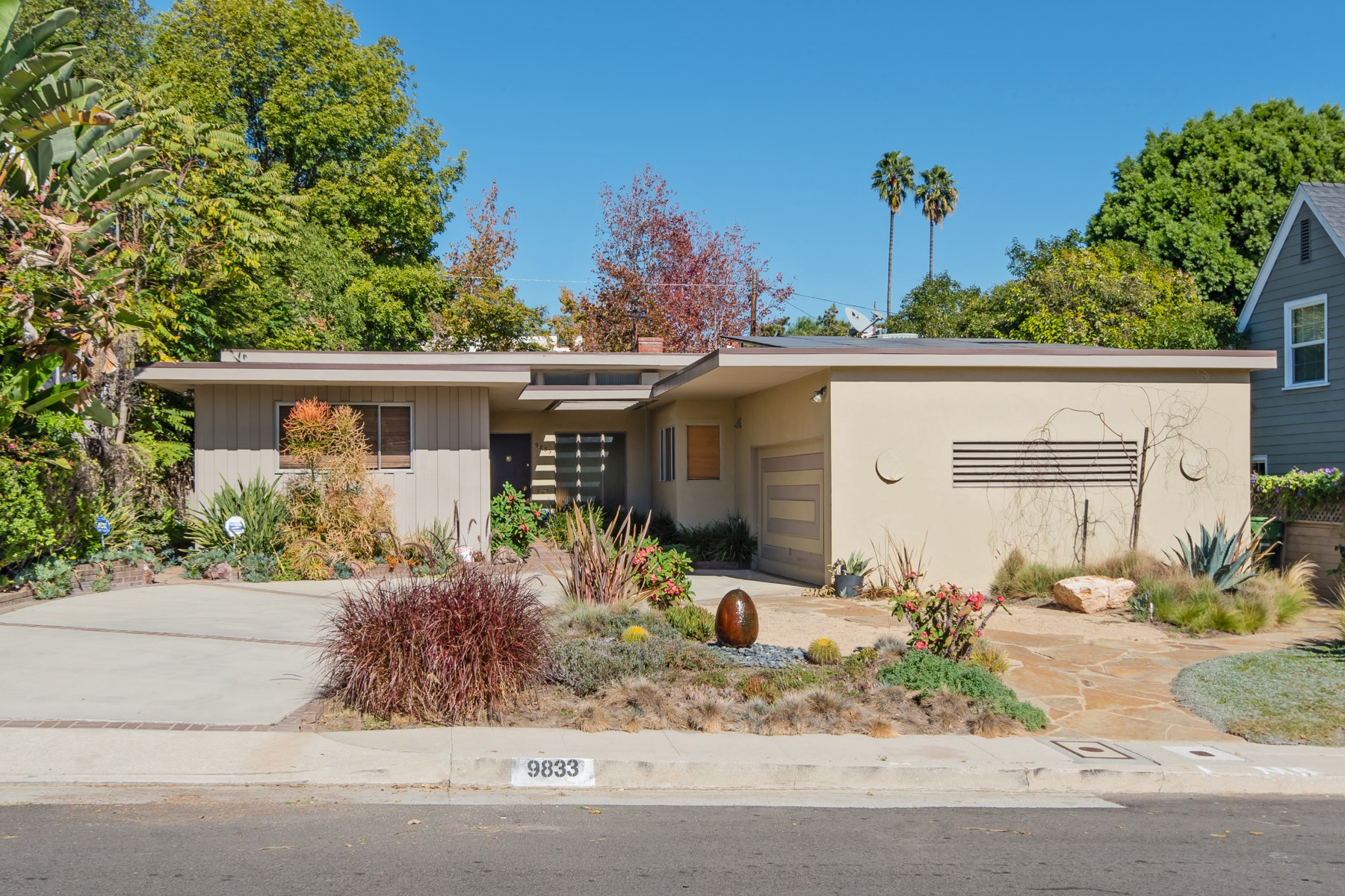 United States Los Angeles Mid Century Modern Home For