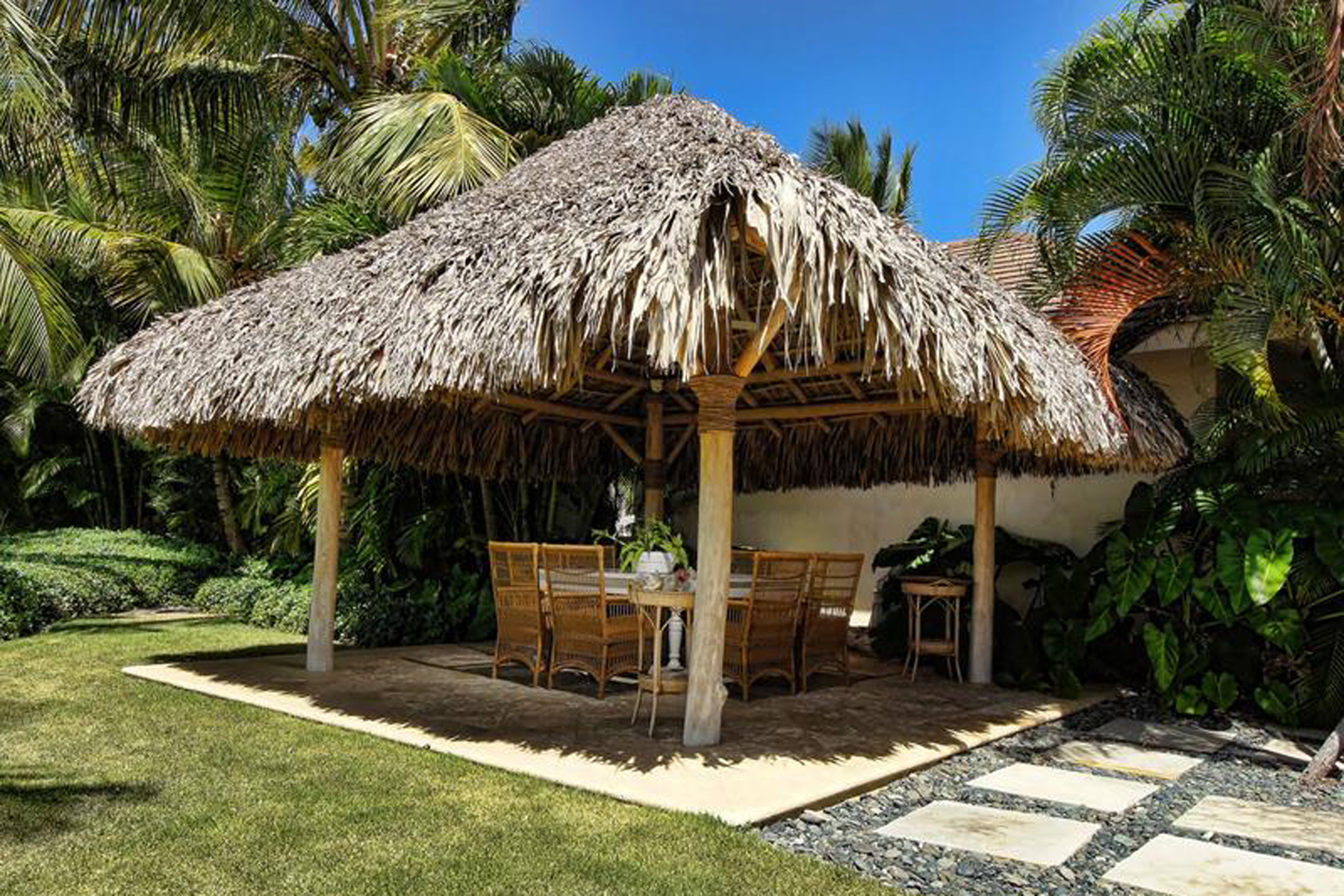 Dominican republic la altagracia punta cana arrecife for Homes for sale dominican republic punta cana