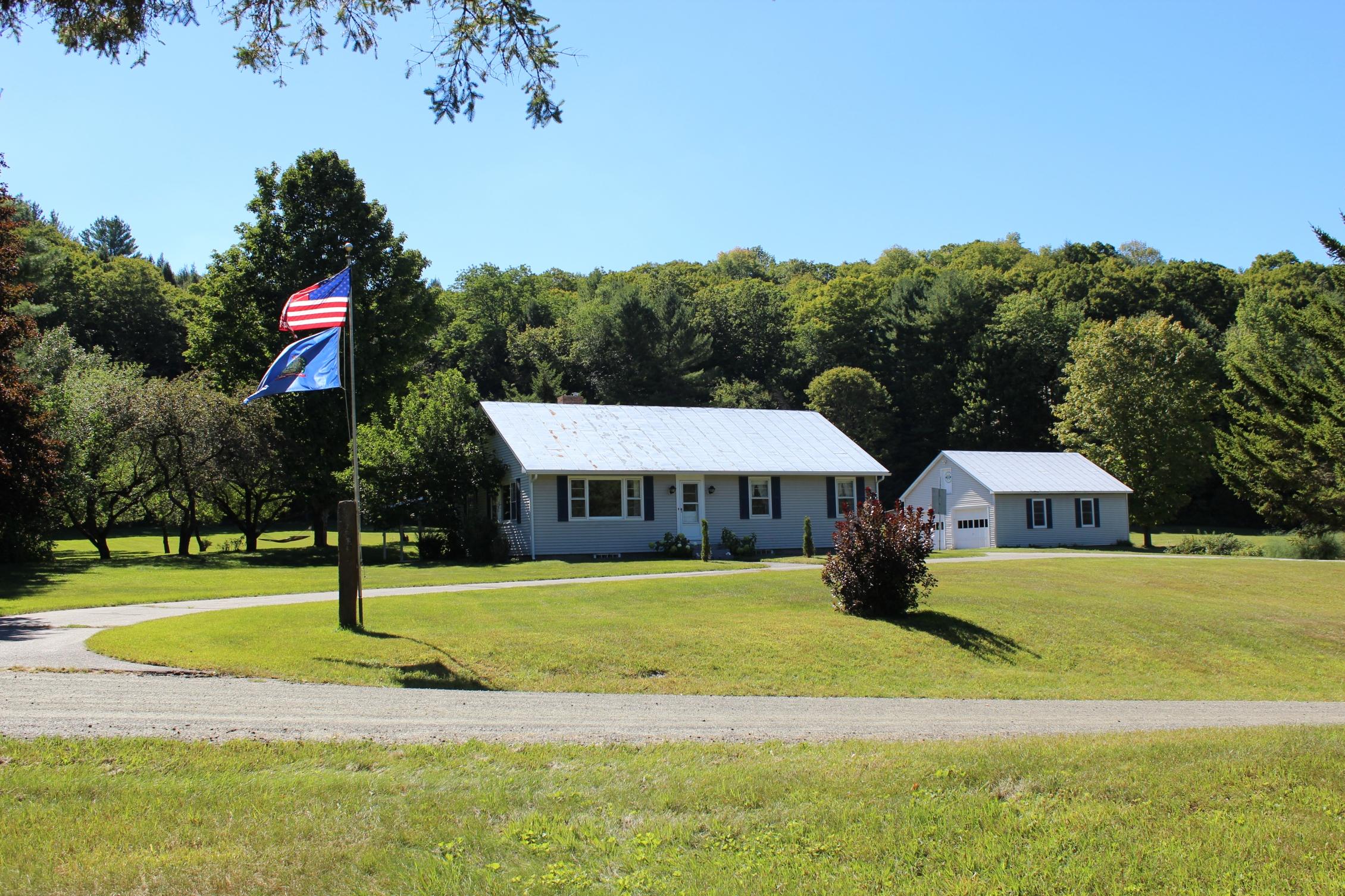 154 Roberts Rd, Woodstock, VT 05091