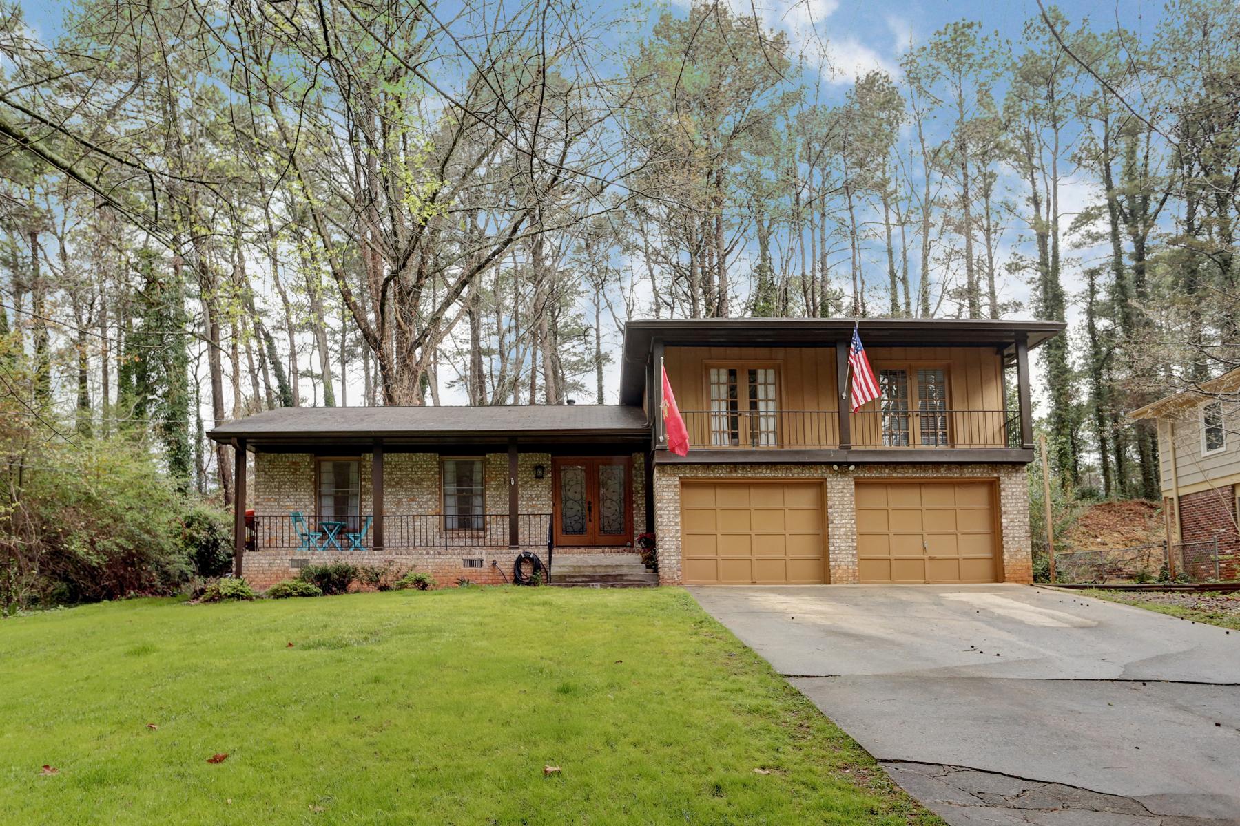 4376 Locksley Rd, Tucker, GA 30084