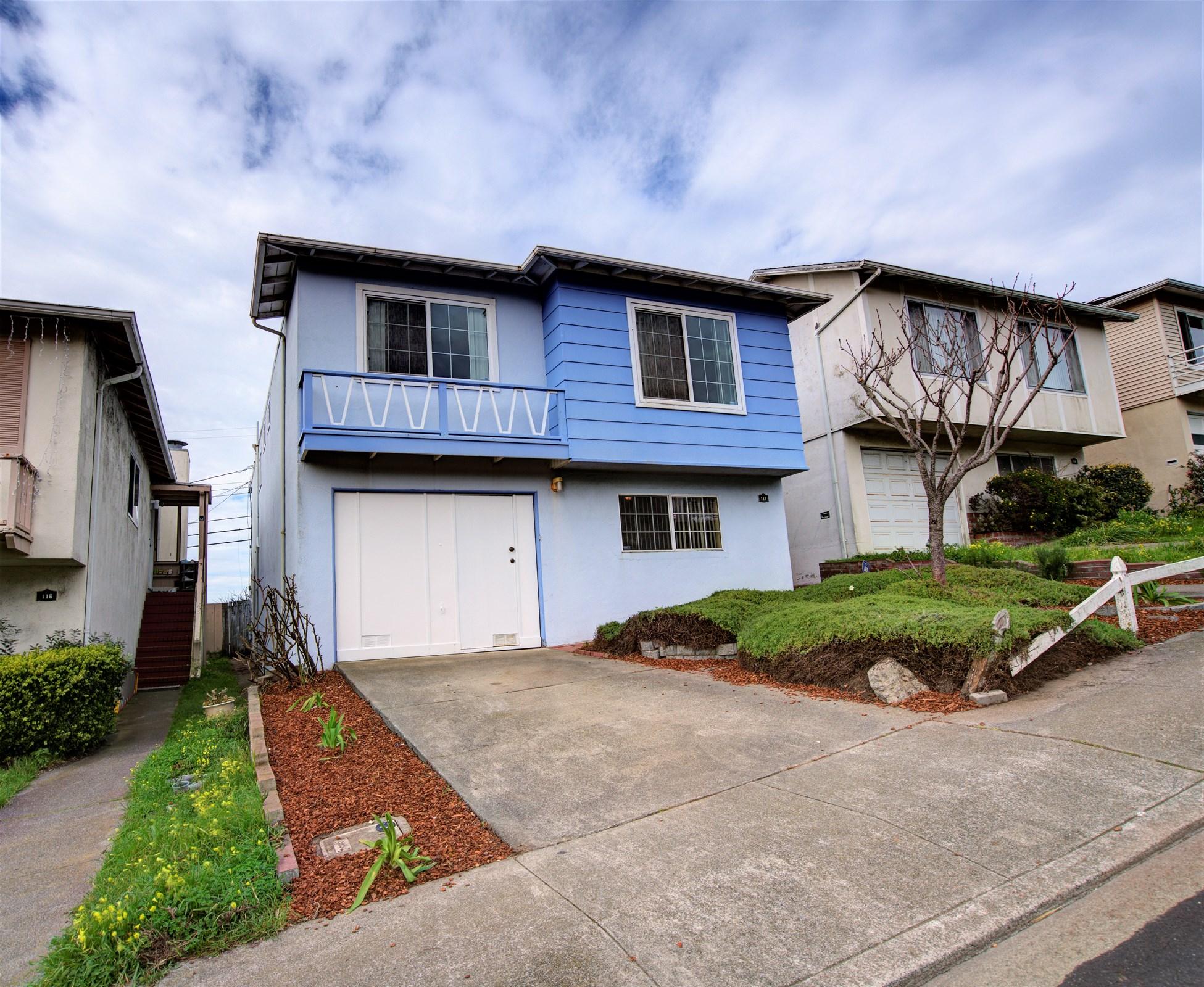 112 Longview Dr, Daly City, CA 94015