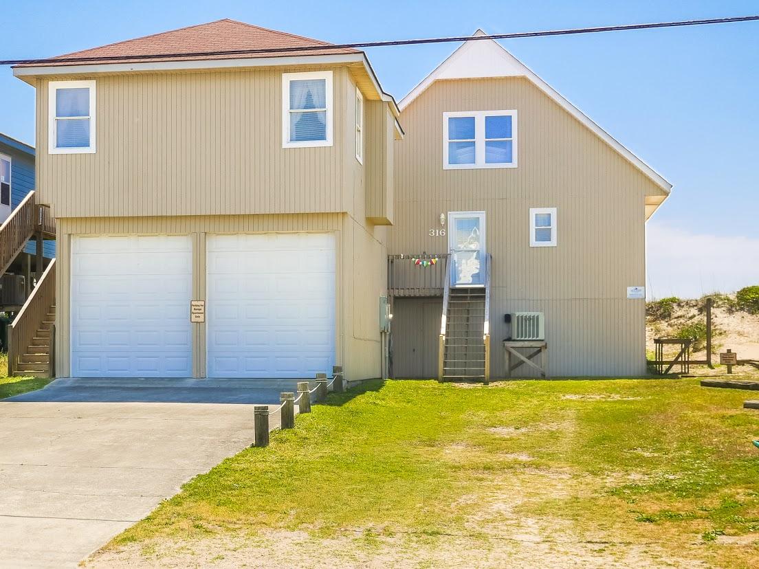316 N Shore Dr, Surf City, NC 28445