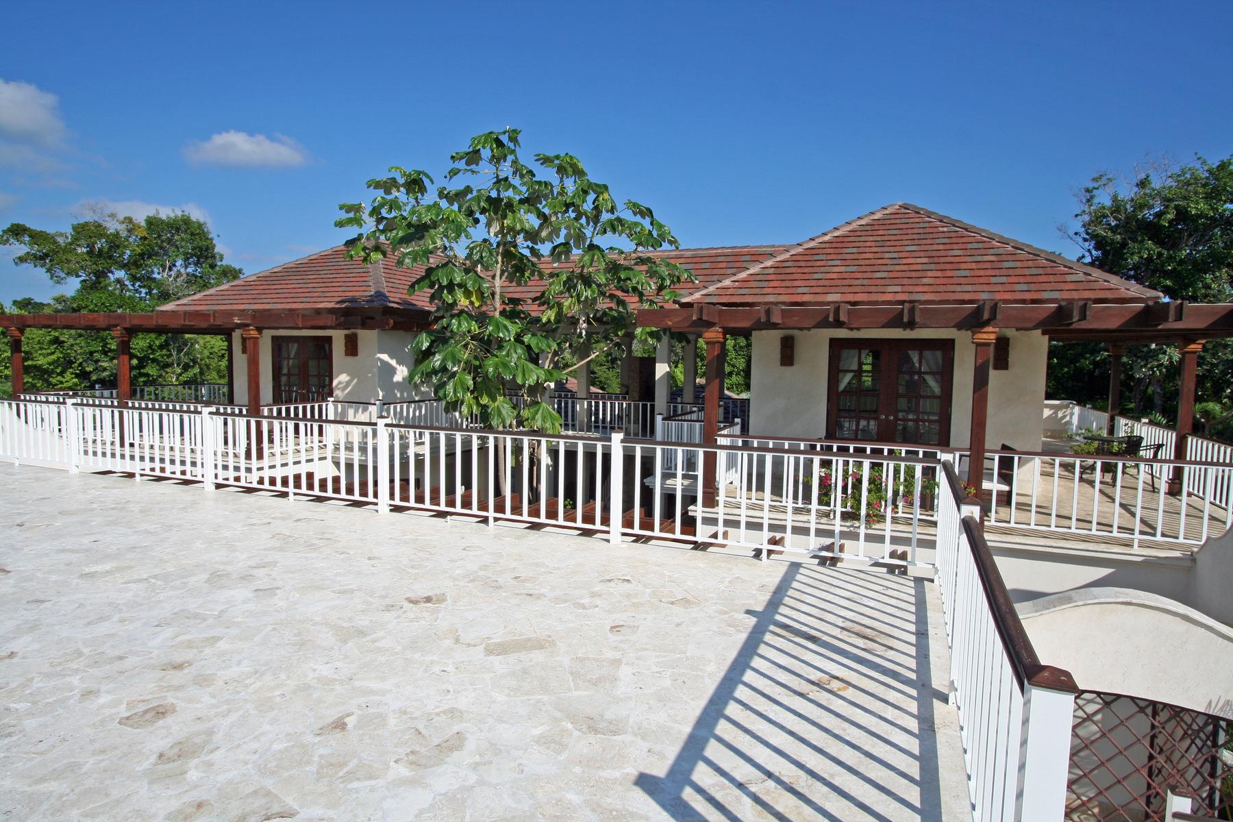 Dominican republic la altagracia punta cana hacienda for Homes for sale dominican republic punta cana