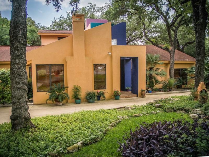 United States San Antonio Spectacular Home In Alamo