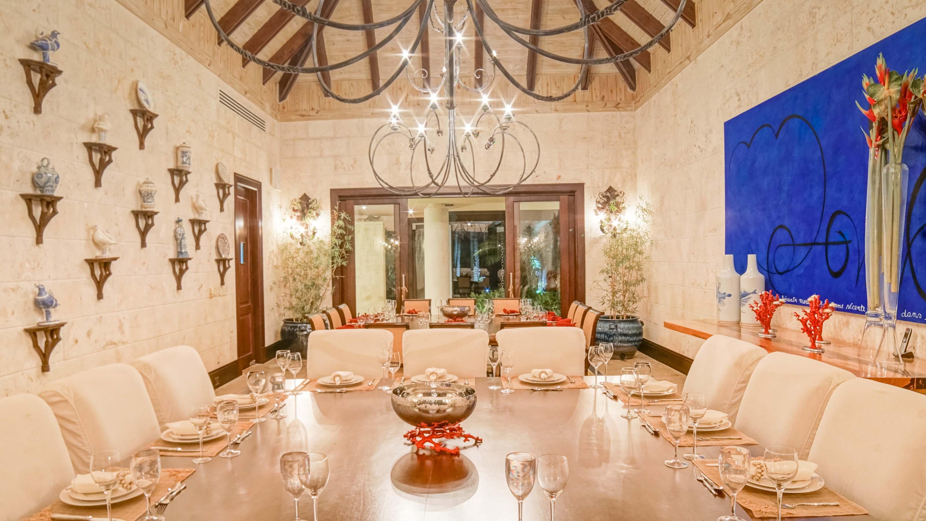 Dominican Republic - Casa De Campo – Sophisticated Villa with Elegance, Grace...