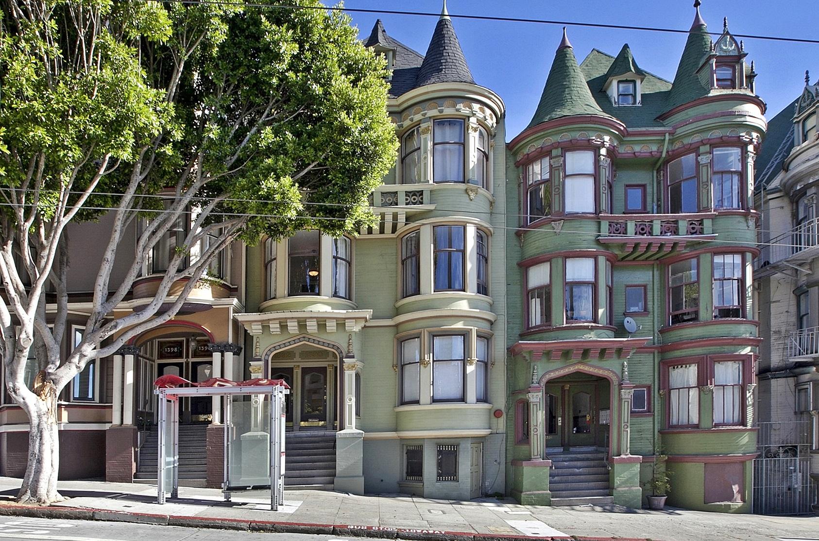 1390 Mcallister St, San Francisco, CA 94115