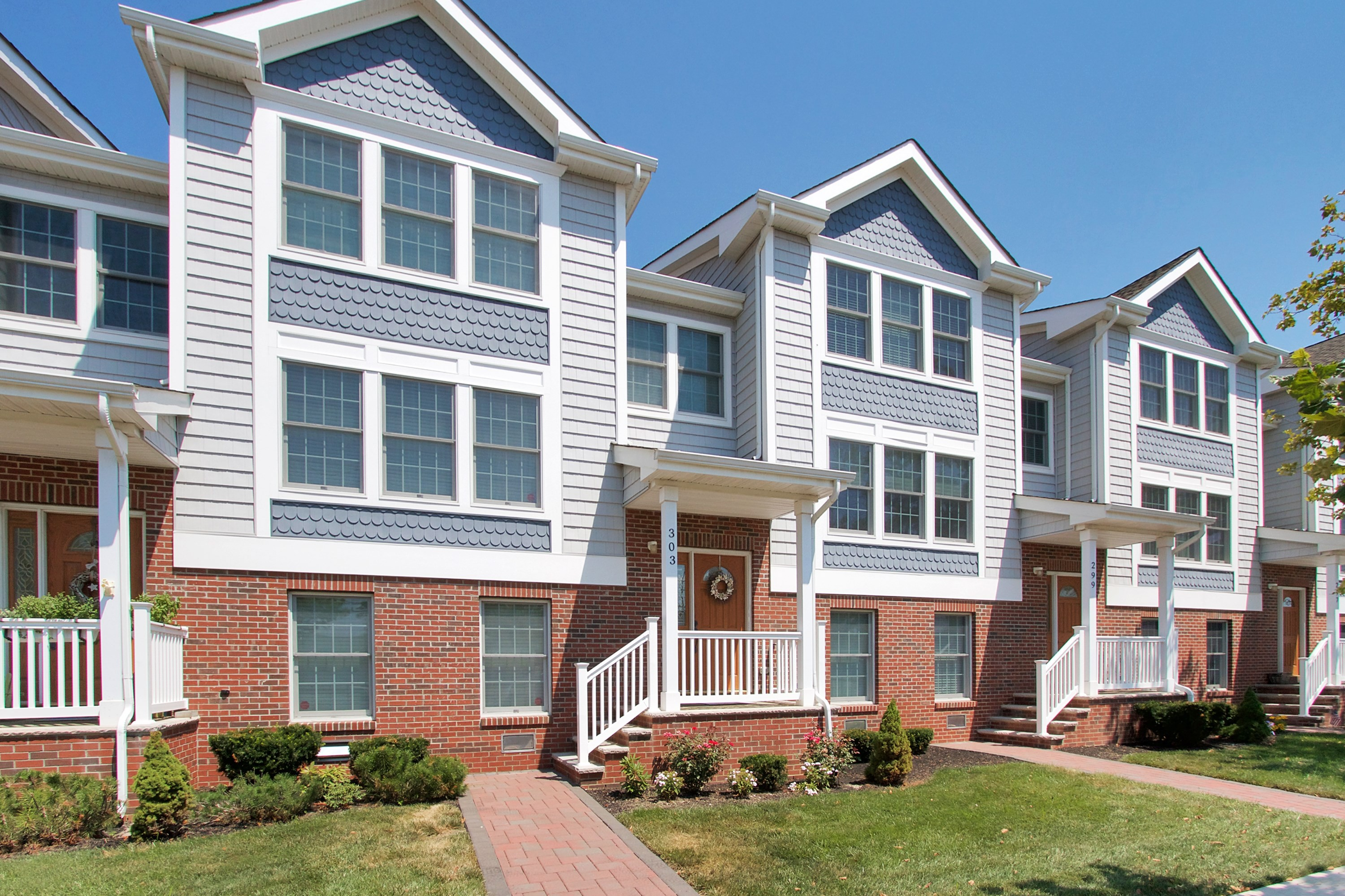 United states point pleasant beach luxury townhome for for Luxury townhomes for sale