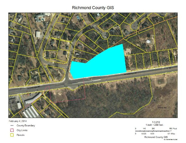 4.2 acres Rockingham, NC