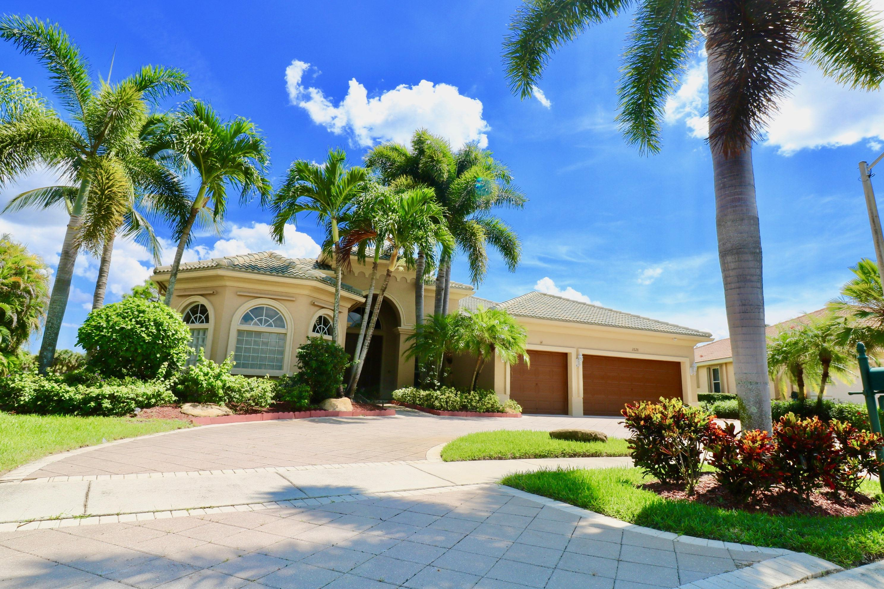 2628 Arbor Lane, Royal Palm Beach, Florida
